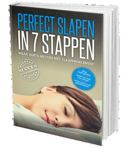 slaapproblemen oplossen in 7 stappen